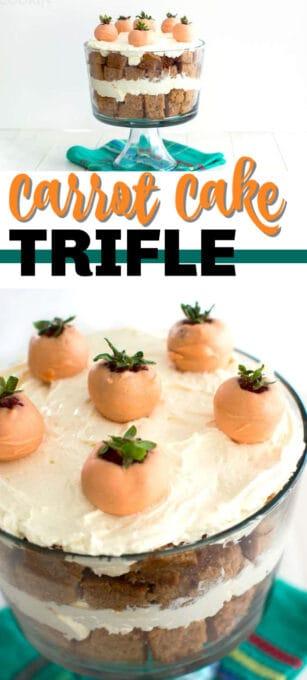 carrot cake trifle pin image