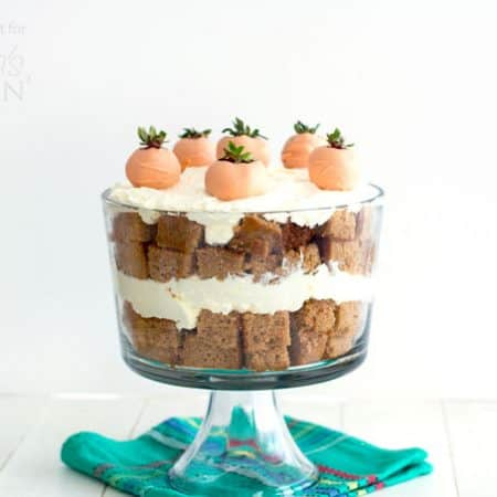 Carrot Cake Trifle for Easter