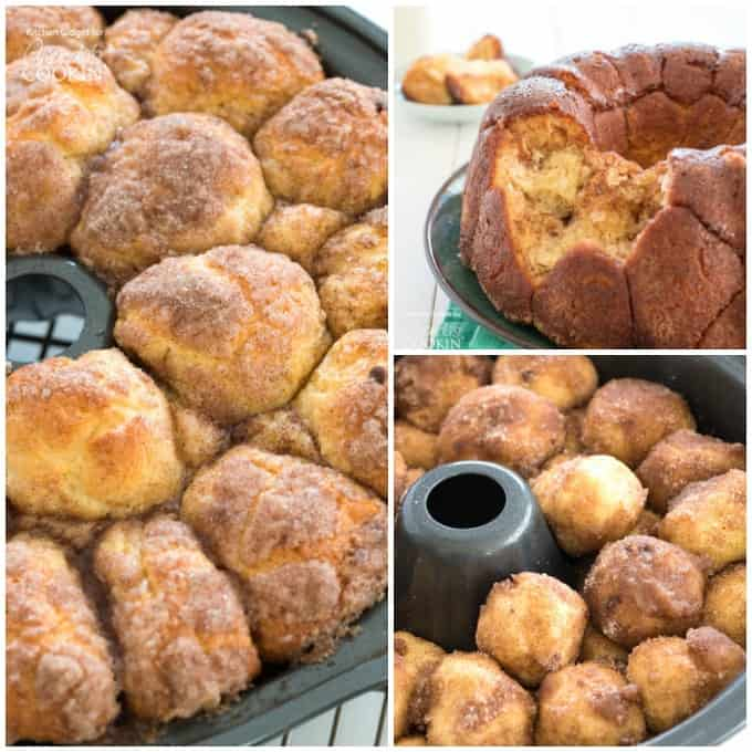 Amazing monkey bread recipe