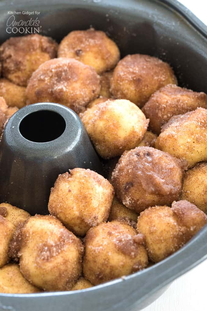 How to make Monkey Bread!