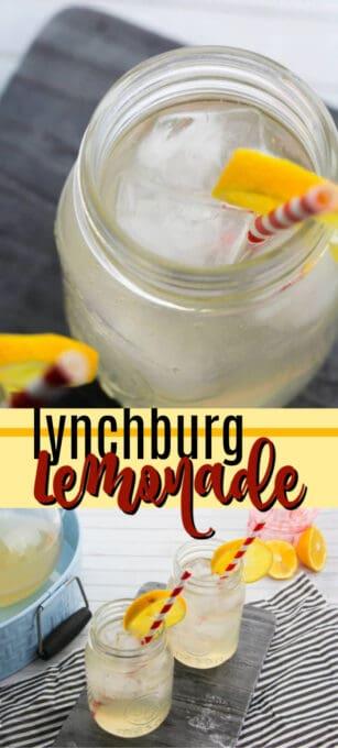 lynchburg lemonade pin image