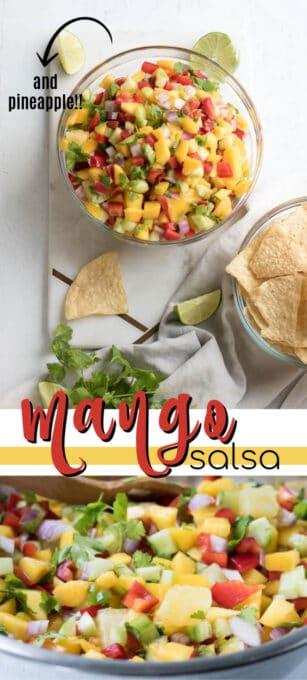 mango salsa pin image