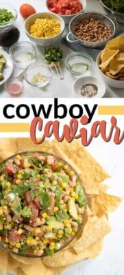 cowboy caviar pin image