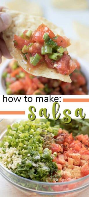 how to make salsa pin image