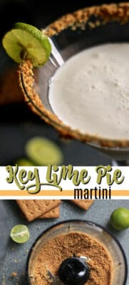key lime pie cocktail pin image