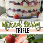 MIXED BERRY TRIFLE PIN IMAGE
