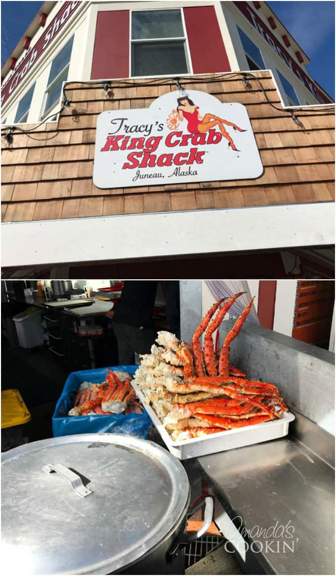 Tracy's King Crab Shack - Juneau, Alaska