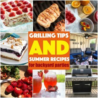 Backyard Party: Grilling Tips & Summer Recipes