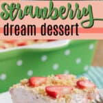 strawberry dream dessert pin image
