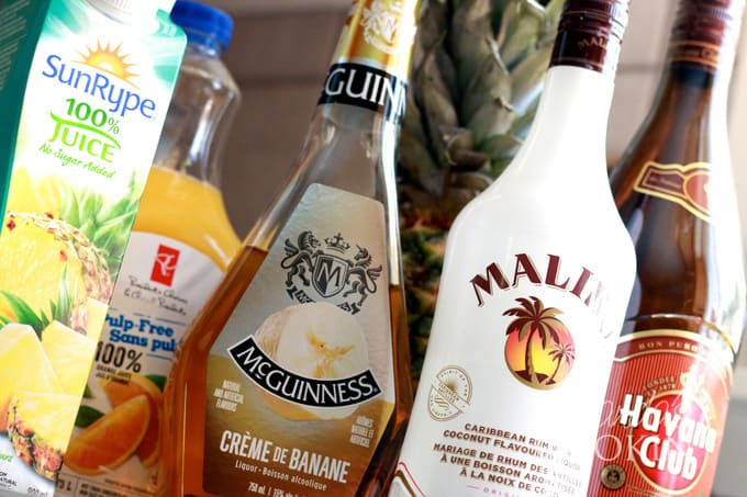 rum cruiser cocktail ingredients