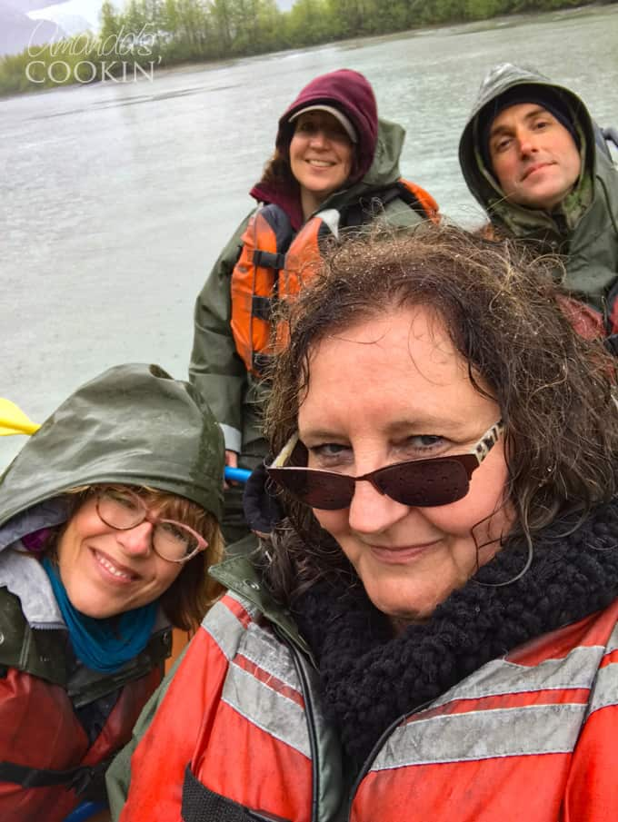 canoe tour in skagway alaska