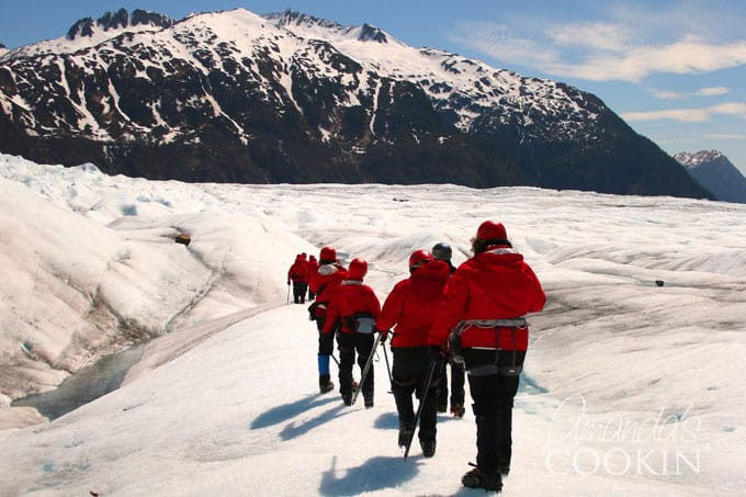 Mendehall Glacier Helicopter Tour