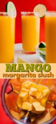 mango margarita slush pin image