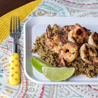 chili lime shrimp