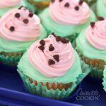 watermelon cupcakes poke cake