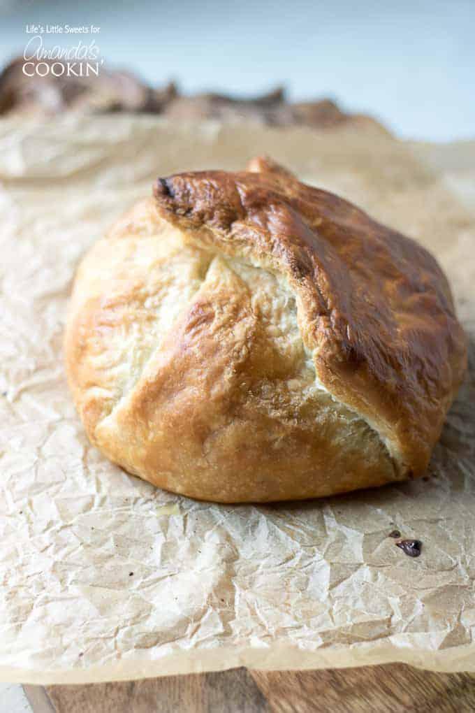 Baked Brie Loaf