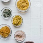 How to make your own popcorn seasonings!