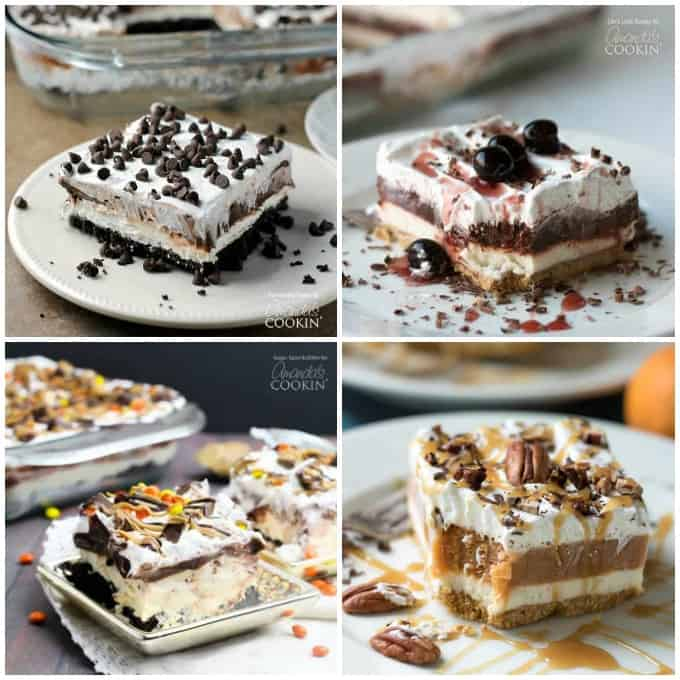 Lasagna Dessert Recipes