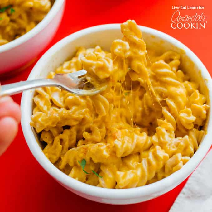 Butternut Squash Mac and Cheese!!