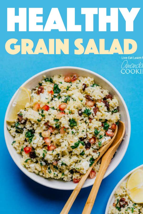 Healthy Grain Salad
