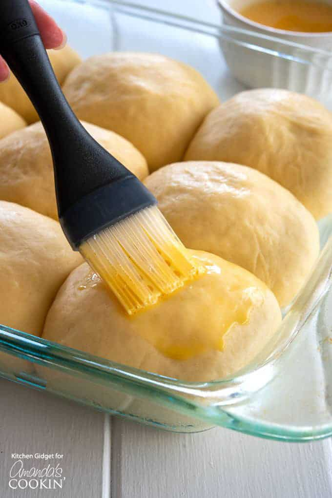 How to make Homemade Hawaiian Rolls step 1