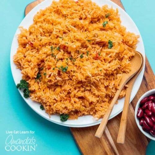Classic Spanish Rice