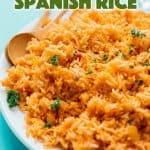 Classic Spanish Rice Recipe