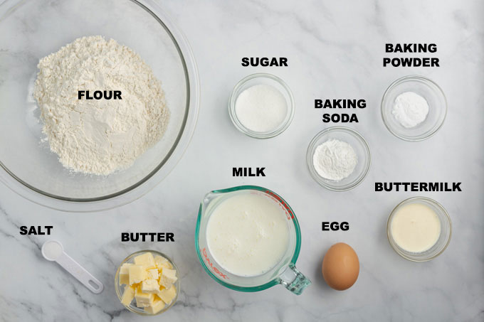 labeled dumpling ingredients
