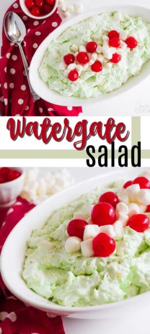watergate salad pin image