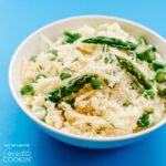 A bowl of Cauliflower Risotto