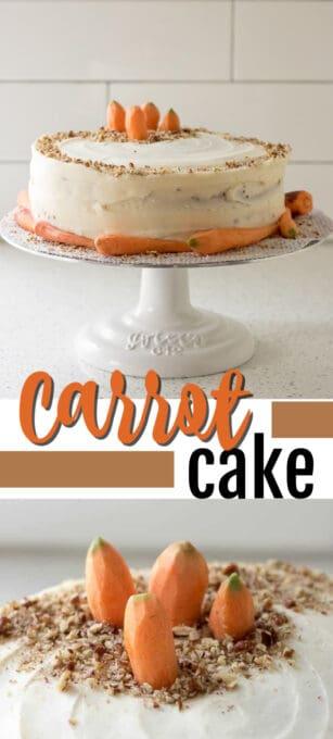 carrot cake pin image
