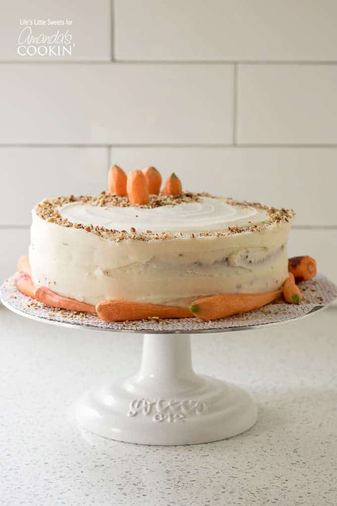 carrot cake vertical