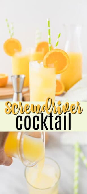 screwdriver cocktail pin image