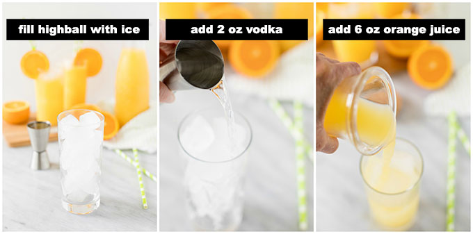 steps for making a screwdriver