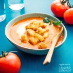 We can show you how to make homemade Tomato Soup using fresh, ripe tomatoes and just a handful of ingredients. The best part? It's so easy!