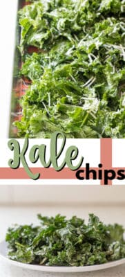 kale chips pin image