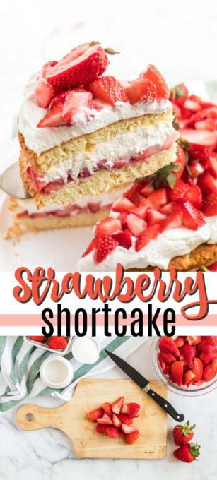 strawberry shortcake pin image