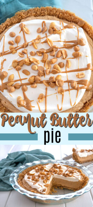 peanut butter pie pin image