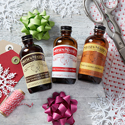 Nielsen-Massey holiday bundle extracts