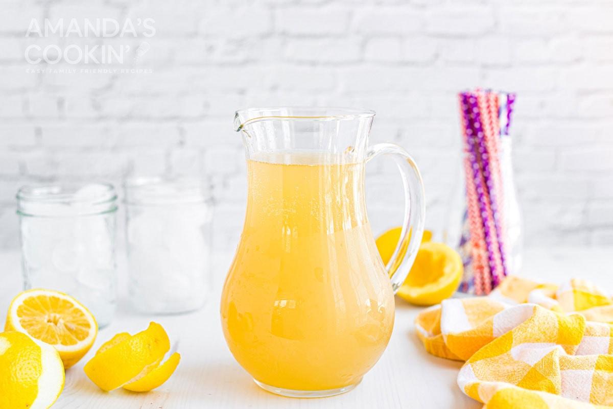 pitcher of lynchburg lemonade