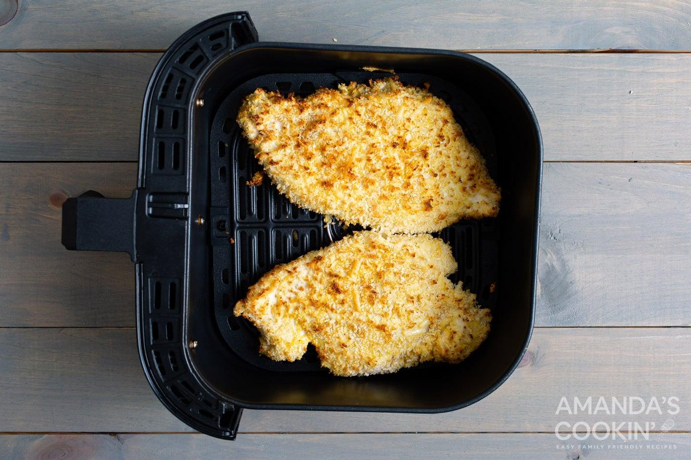 chicken in air fryer