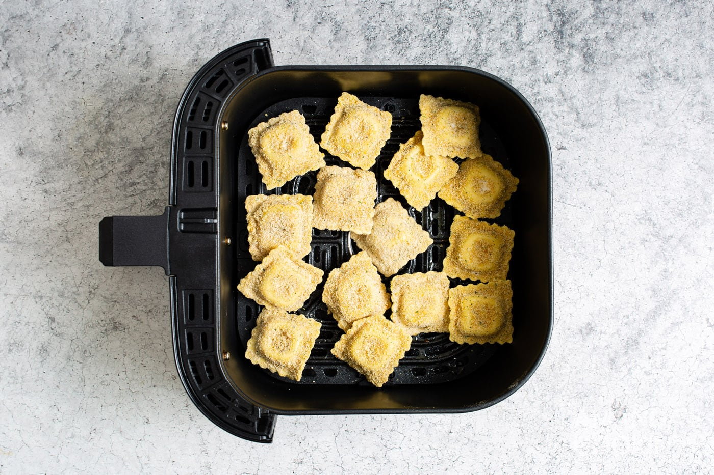 ravioli in air fryer