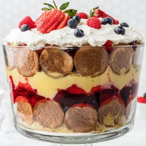 jello trifle