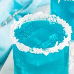 Ocean Water Cocktail