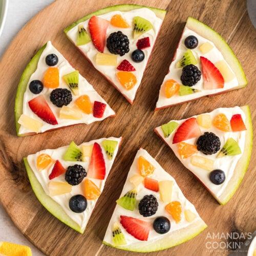 Watermelon Pizza