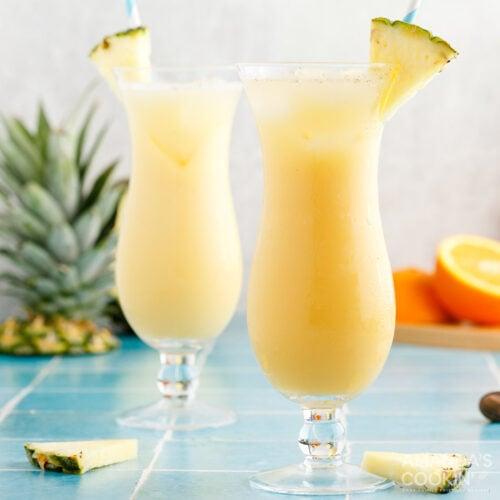 2 Painkiller Cocktails