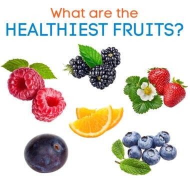 healthy fruit diagram