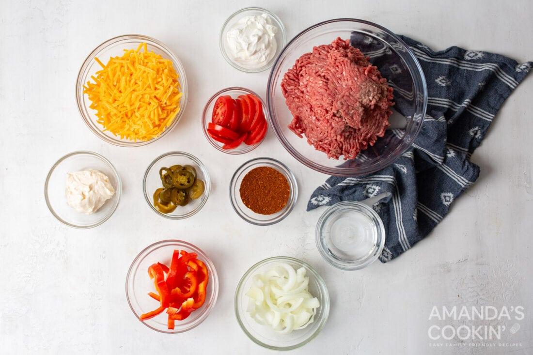 ingredients for crockpot john wayne casserole